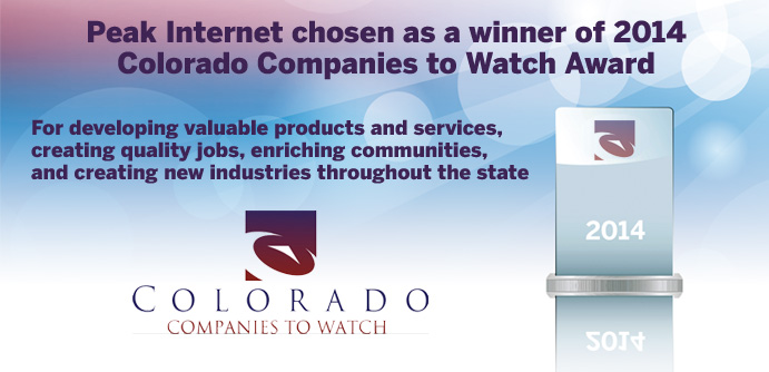 Winner Colorado Companies to Watch
